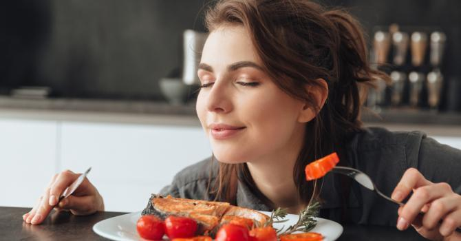 Odors to lose weight