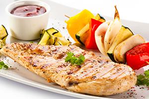 viande-blanche-grillee-regime