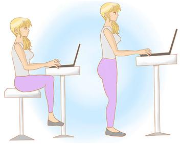 regime-naturel-se-tenir-debout-pendant-travail-contribue-perte-de-poids