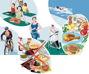 4 programmes gratuits pour perdre du poids r gime naturel for Exercice piscine pour maigrir