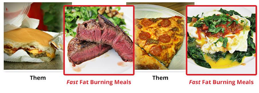 Fast Fat Burning Meals Cookbook3