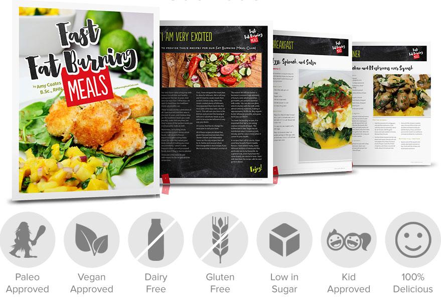 Fast Fat Burning Meals Cookbook5