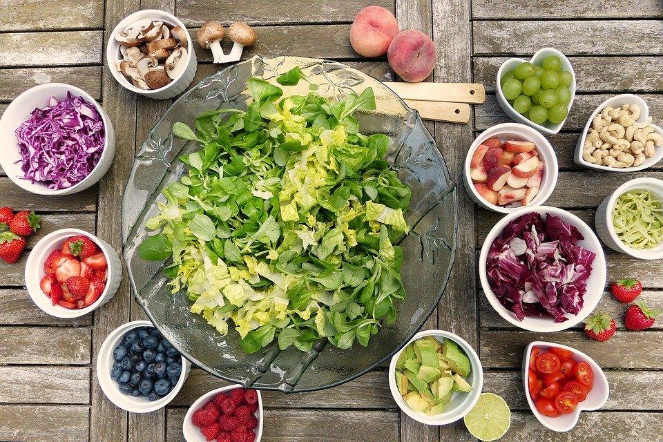 Alimentation: le cru et ses vertus