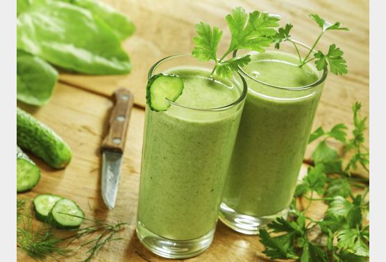 Détox : les vertus santé des green smoothies