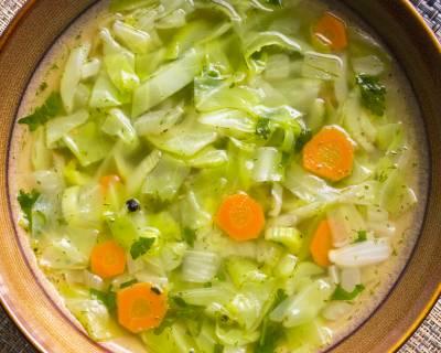 La traditionnelle diète de la soupe revue et corrigée par une spécialiste de la nutrition