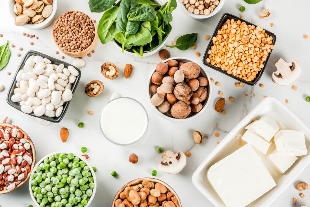 6 Aliments, peu appétissants, sont ceux qui contiennent le plus de protéines